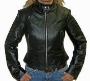 Ladies Jacket with zipout lining