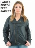 Ladies Pistol Pete Jacket
