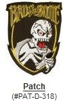 PAT-D-318<br>Small Patch