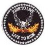 PAT-D-406<br>Small Patch