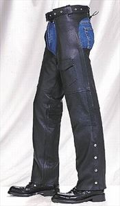 Leather Chaps (Medium Weight) **ON SALE**